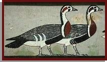 The Egyptian Museum - Geese