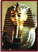 Mask of King Tut